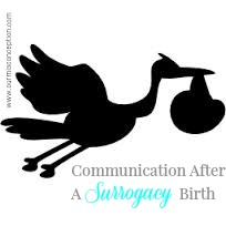 Communication After a Surrogacy Birth