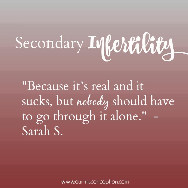 Secondary Sarah