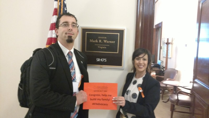 What My First Advocacy Day Meant to Me