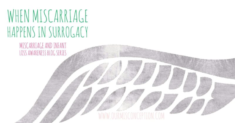 When Miscarriage Happens in Surrogacy